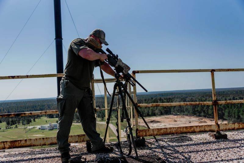 Advanced Hostage Rescue Training