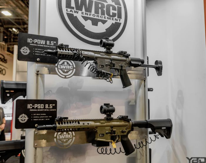 Which LWRCI would you pick? The IC-PDW (top) or the IC-PSD (bottom).