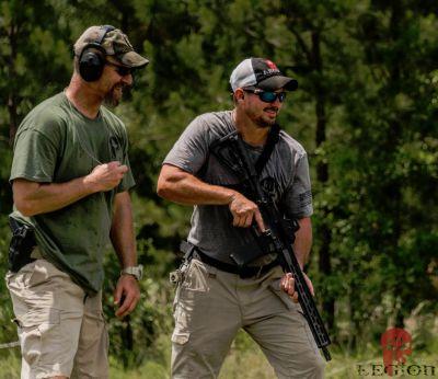 GTI Legion Gunfighter Carbine Phase 2 Training