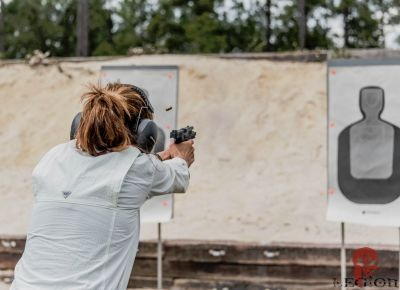 GTI Legion Gunfighter Pistol Phase 2 Training