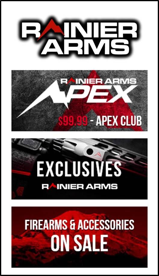 ATP RAINIER ARMS