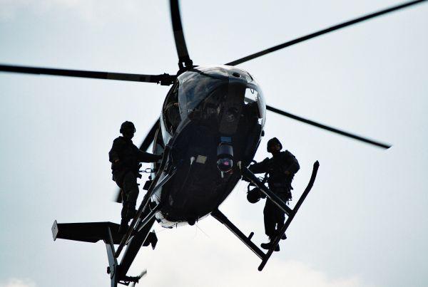 Advanced SWAT Training