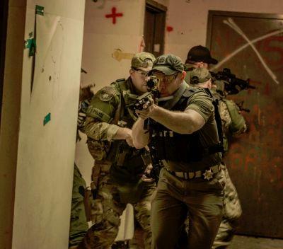 Custom SWAT Training