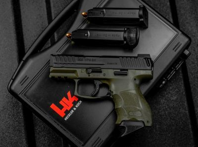 Heckler and Koch's VP9sk