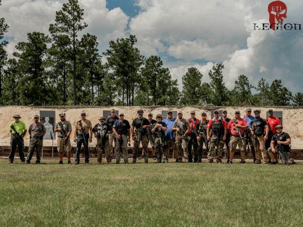 Southeastern Gunfighter's Congress Class Students