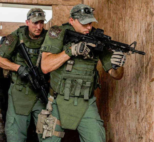 ID-003-RESP DHS Type 1 Advanced SWAT Training
