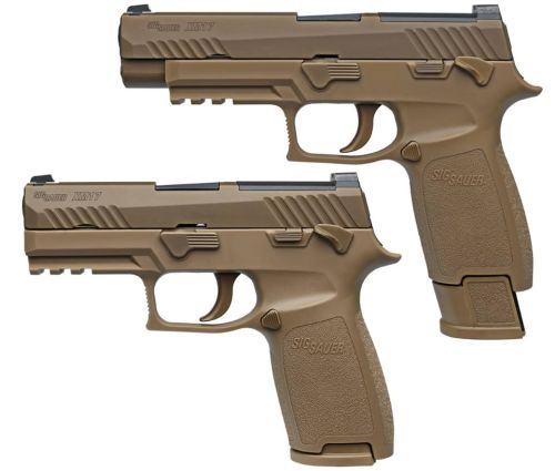 Sig Sauer Wins ARMY Contract
