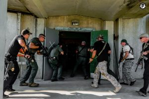 Type III Advanced SWAT Training