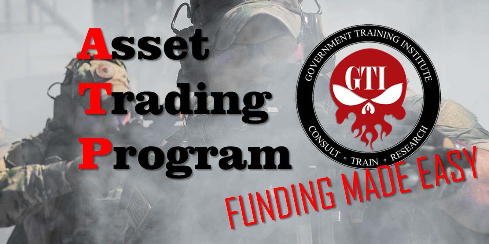 Asset Trading Program - Funding Made Easy
