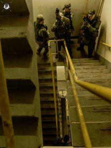 CQB Stairwells