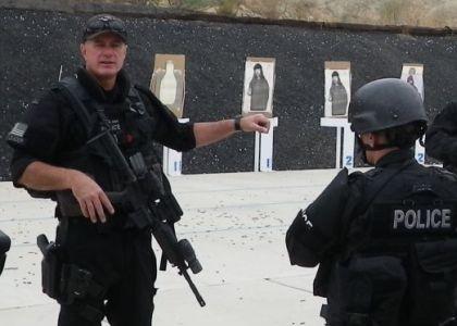 Instructor Ken Witt Training