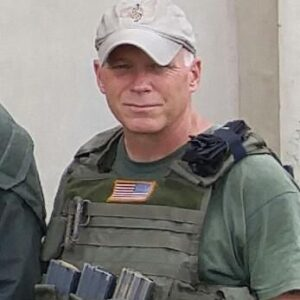 Instructor Dennis O'Connor