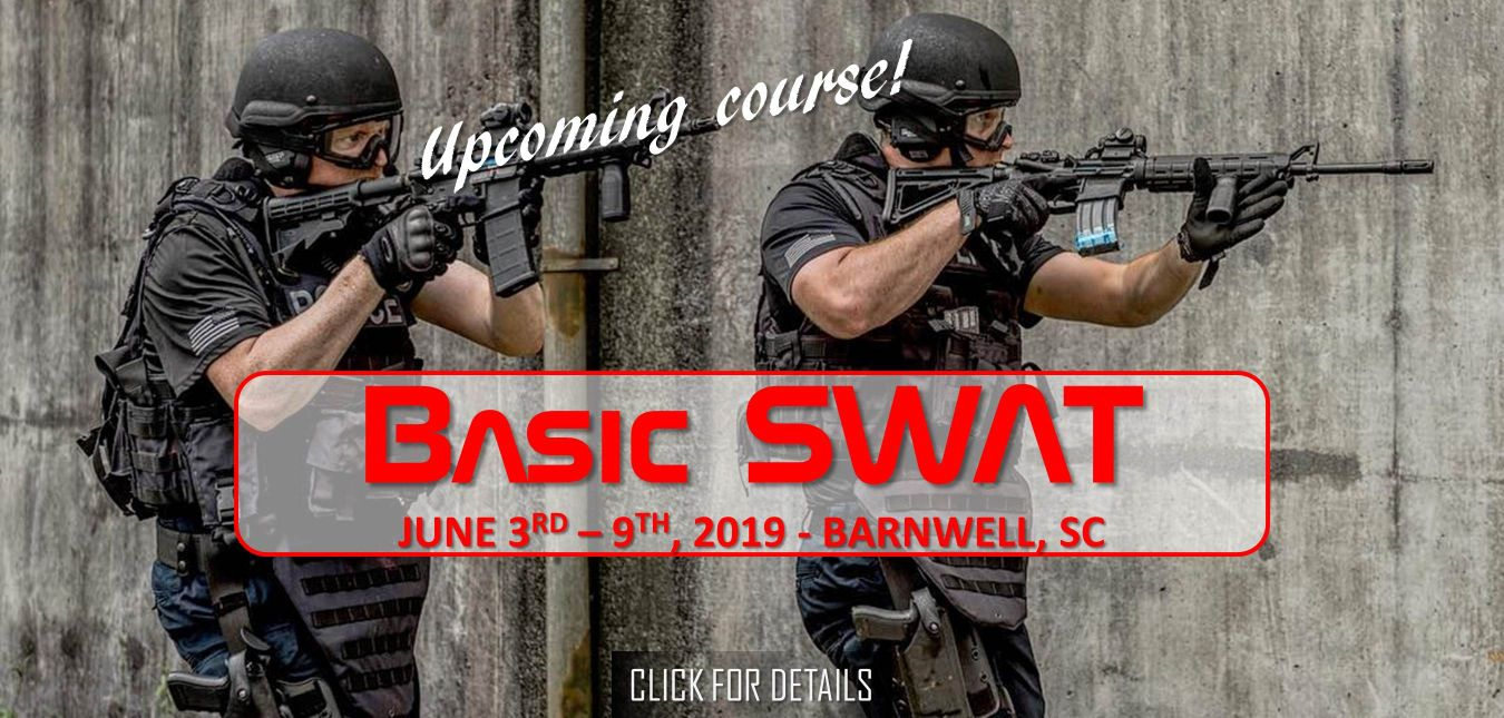 Basic SWAT June 3rd-9th 2019