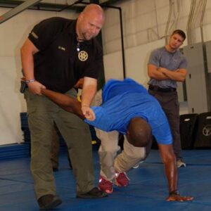 Scott Usry - Defensive Tactics Instructor
