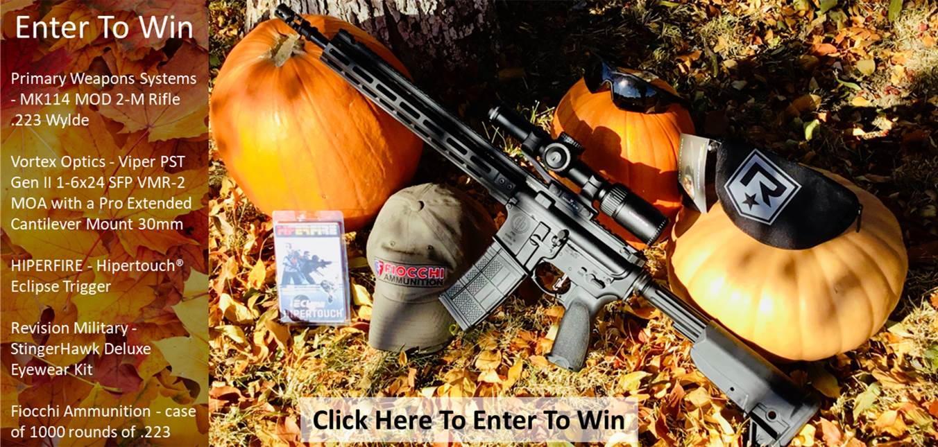 Primary Weapons System Enter To Win