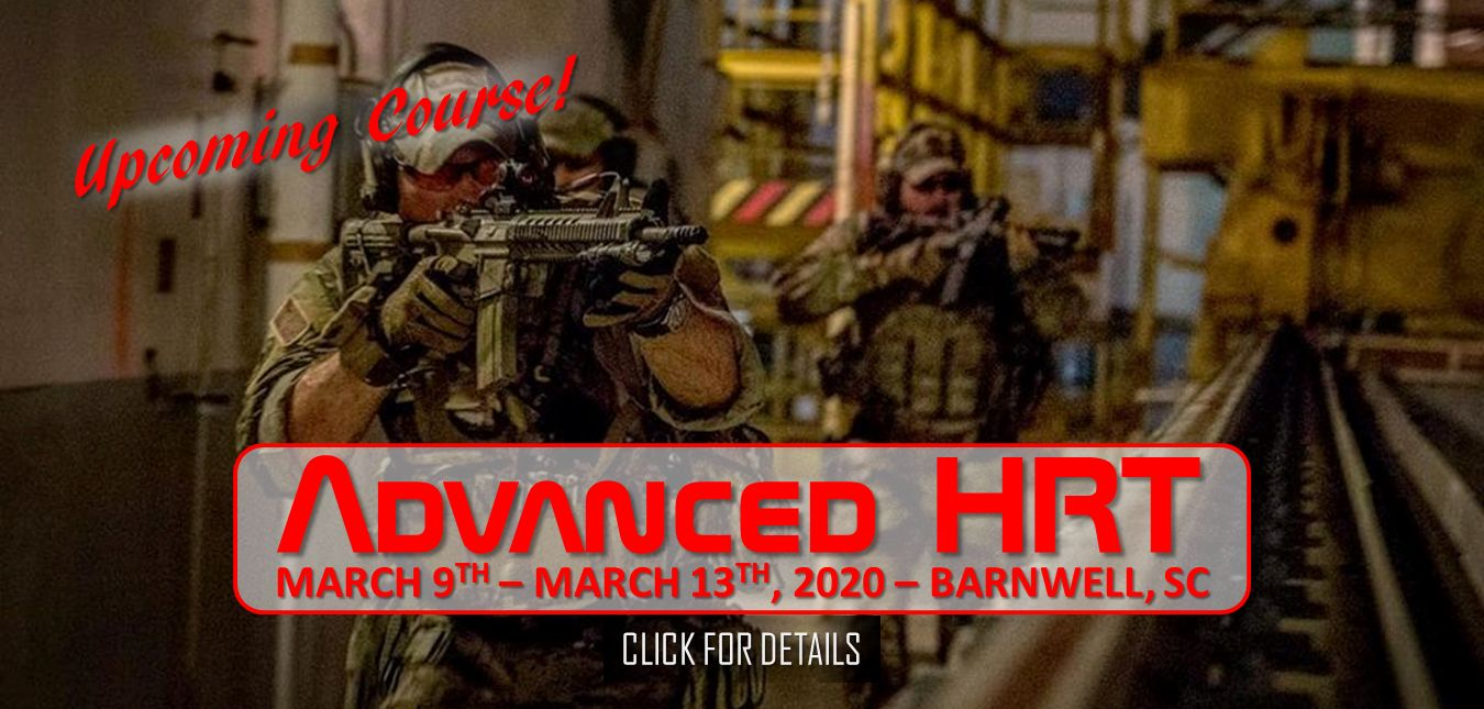 Advanced HRT March 13th 2020