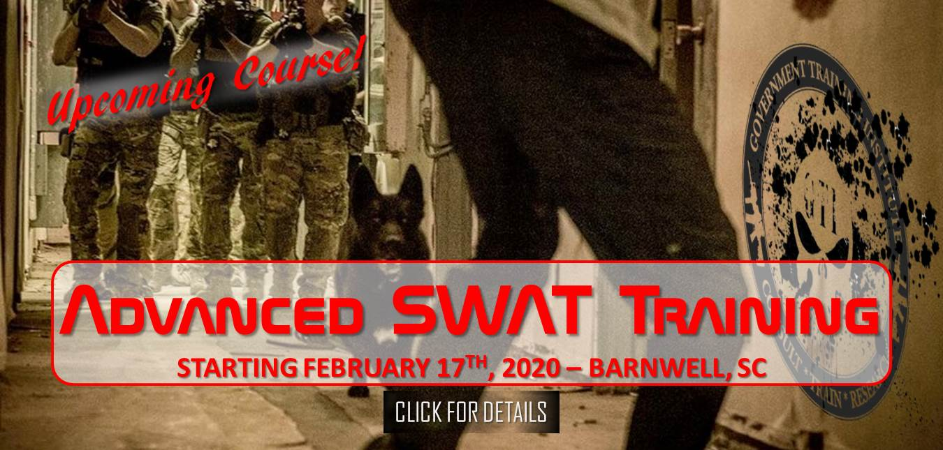 Advanced SWAT February-March 2020