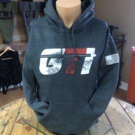GTI Hoodie Front