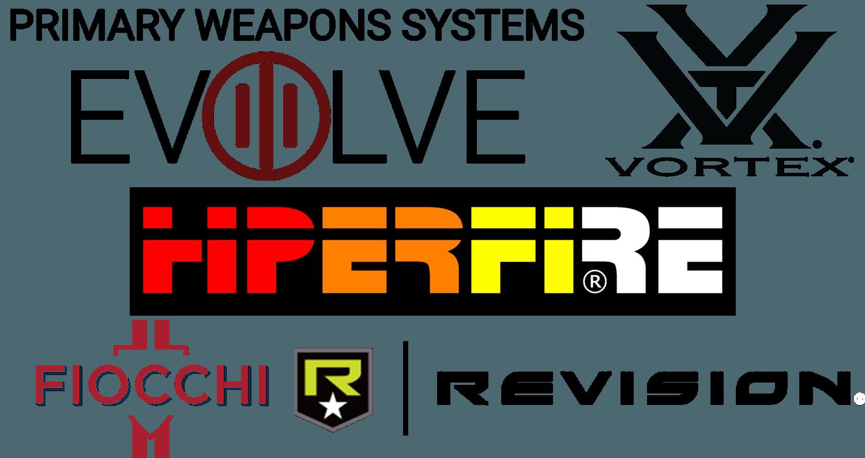 PWS Rifle Promotion Vendors