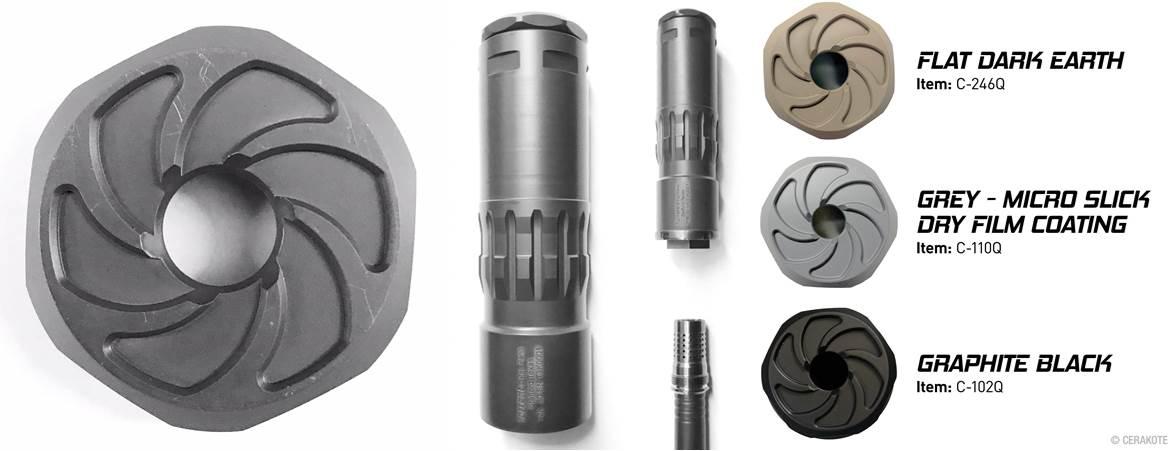 Torrent Suppressors T3K Micro .30 Cal