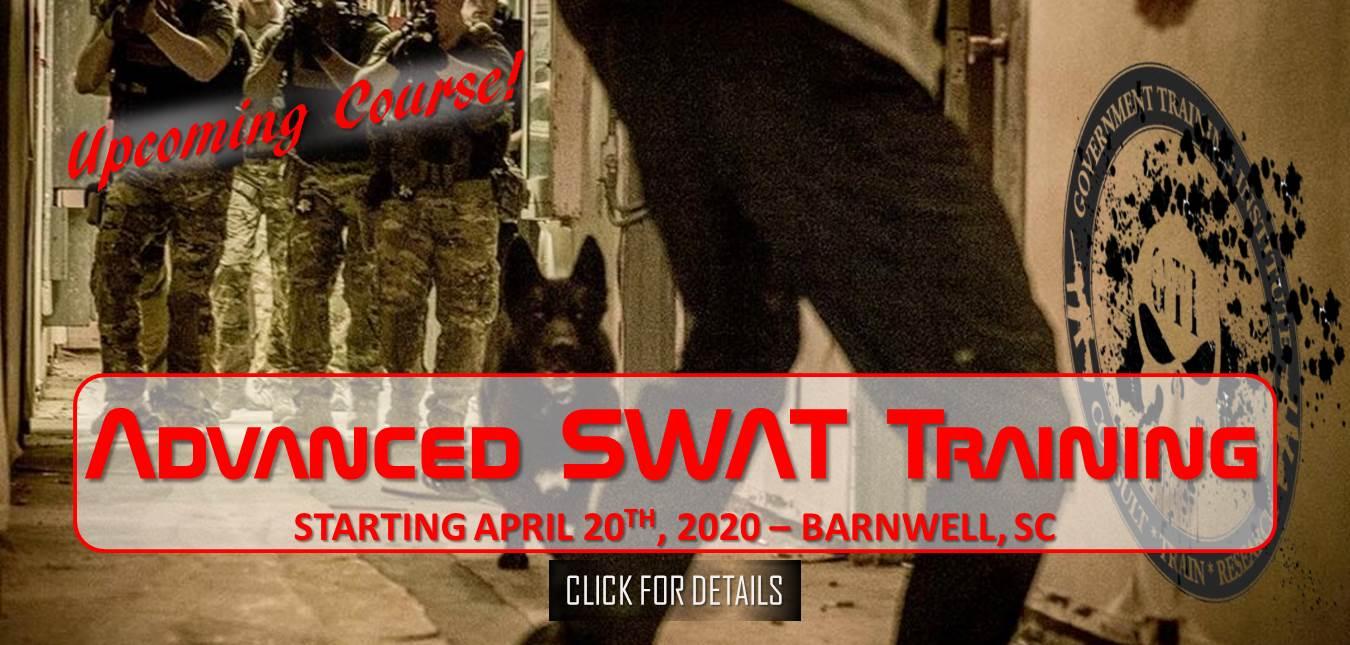 Advanced SWAT April-May 2020