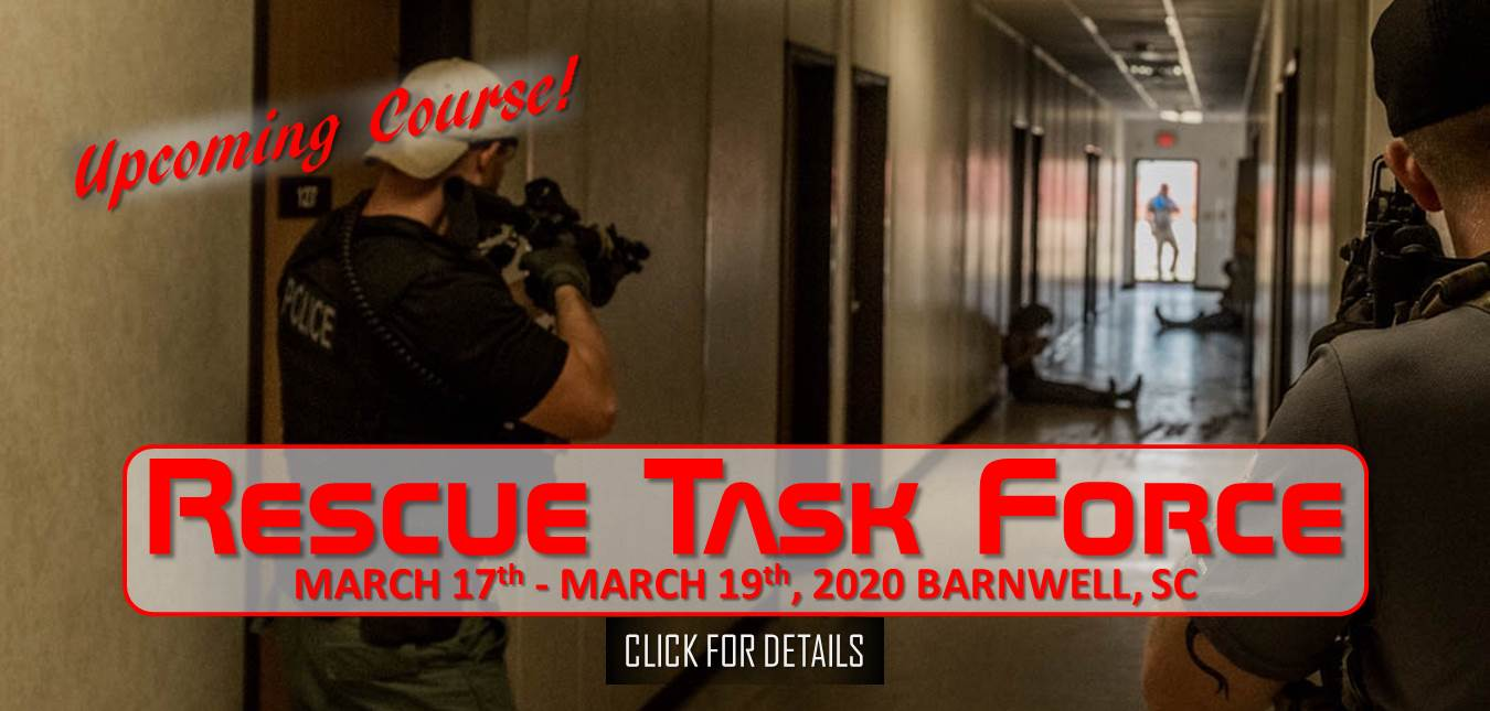 Rescue Task Force March 17th-19th 2020